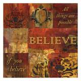 Autumn Believe Prints by Smith Haynes