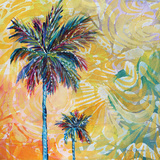 Tropical Dreamland I Posters by Megan Aroon Duncanson
