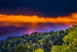 Sunset at Santa Fe Ski Basin Prints by Dean Fikar
