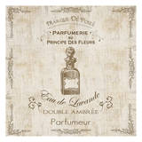 Parchment Bath Perfume Prints by Lauren Gibbons