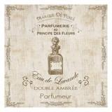 Parchment Bath Perfume Prints by Lauren Gibbons