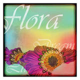 Flora Film 3 Posters by Tony Pazan