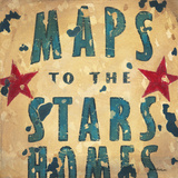 Maps to the Stars Prints by Aaron Christensen