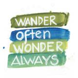 Wander Poster autor Smith Haynes