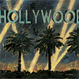Hollywood Night Prints by Aaron Christensen