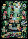 Tropical Rain Forest Prints