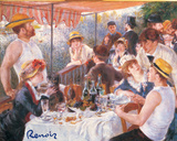 Renoir - Luncheon Photo