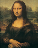 Da Vinci - Mona Lisa Prints
