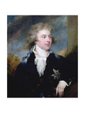 Portrait of the Prince of Wales, Late King George IV, 1790 Giclee Print by John S. Smith