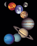 NASA Solar System Posters