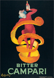 Bitter Campari Print by Leonetto Cappiello