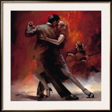 Tango Argentino II Prints by Willem Haenraets