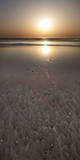 Morro Bay Beach Sunset Photographic Print by Anna Miller