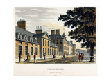 Chelsea Hospital Giclee Print by Thomas Malton Jnr.