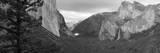 Yosemite Valley Sunset Fotografisk tryk af Anna Miller