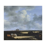 View of Haarlem, C.1670 Giclee Print by Jacob Isaaksz Ruisdael