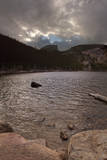 View of Bear Lake in Rocky Mountain National Park Photographic Print by Anna Miller