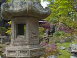 Japanese Tea Garden, Golden Gate Park, San Francisco Photographic Print by Anna Miller