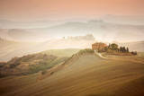 Pastel End of Day Photographic Print by Marcin Sobas