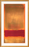 Untitled, c.1949 Prints by Mark Rothko