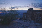 Dobbin's Lookout in South Mountain Park, Phoenix, Arizona,USA Photographic Print by Anna Miller