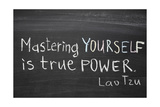 Mastering Yourself Prints by Yury Zap
