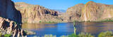 Canyon Lake in Superstition Mountains, Arizona,USA Photographic Print by Anna Miller