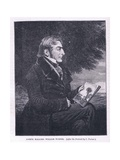 Joseph Mallord William Turner Giclee Print by C. Turner