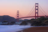 Golden Gate Bridge, San Francisco, CAlifornia Photographic Print by Anna Miller