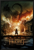 The Hobbit Battle of the Five Armies - Smaug Print