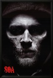 Sons of Anarchy - Jax Skull Print