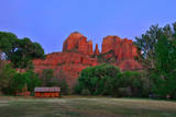 Cathedral Rock in Sedona, Arizona,USA Photographic Print by Anna Miller