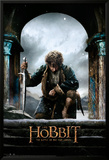 The Hobbit Battle of the Five Armies - Bilbo kneel Posters