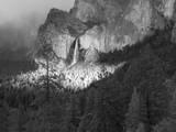 Yosemite Valley Sunset Fotografisk trykk av Anna Miller