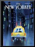 The New Yorker Cover - June 25, 2007 Mounted Print by Lou Romano