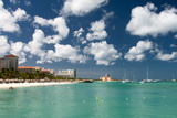 Palm Beach Aruba Photographic Print by  raphoto