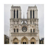 Notre Dame Prints by  Tosh