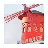 Moulin Rouge Poster by  Tosh