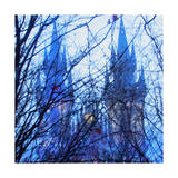 Tyn Cathedral Prints by  Tosh