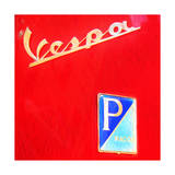 Vespa Prints by  Tosh