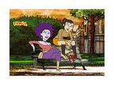 Lascars - Round Da Way Flirt Prints