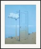 La Victoire, 1938 Prints by Rene Magritte