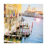 Grande Canal, Venice Prints by  Tosh