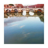 Ponte Sant' Angelo, Rome Posters by  Tosh