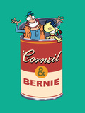 Canned Corneil and Bernie Prints