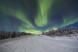 Arora Borealis, Northern Lights Photographic Print
