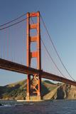 Golden Gate Bridge, San Francisco, California Photographic Print