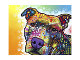 Contemplative Pit Giclee Print by Dean Russo