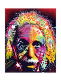 Einstein II Giclee-trykk av Dean Russo