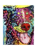 Dak 1 Giclee Print by Dean Russo